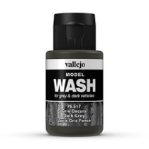 Wash-Colour, dunkelgrau, 35 ml