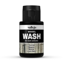 Wash-Colour, schwarz, 35 ml