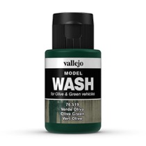Wash-Colour, olivgrün, 35 ml