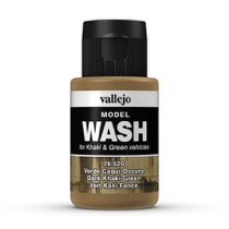 Wash-Colour, dunkles khakigrün, 35 ml