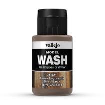Wash-Colour, ölige Erde, 35 ml