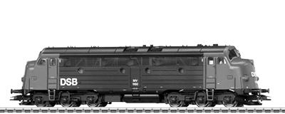 Lokomotiver Diesellokomotiver