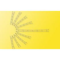 H0 Fahrdraht 165,5 mm, 5 St