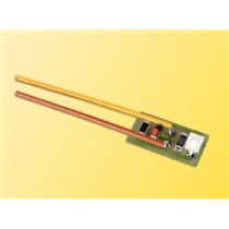 Husbelysning m. 1 LED, Hvid 10St