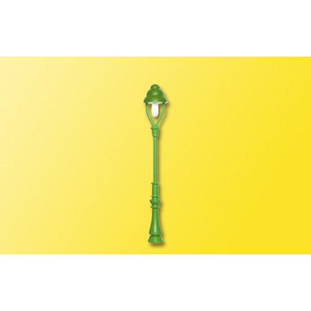 Gaslampe, 1 LED
