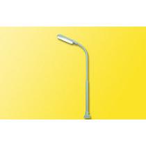 Gadelygte med kontaktsokkel LED