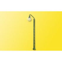 Gittermastlygte m. kontaktsokkel LED