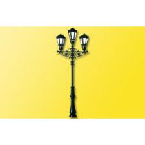 Gaslampe 3-Armet LED