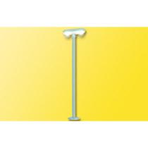 Perronlampe LED hvid