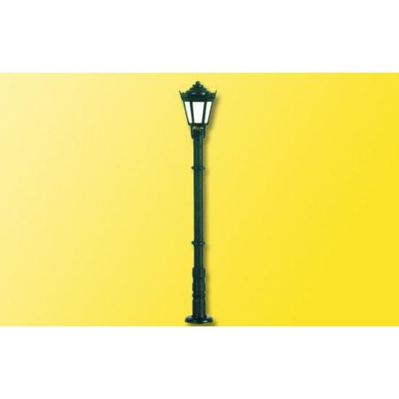 Parklampe Sort - LED
