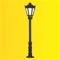 0 Parklaterne, LED warmweiß