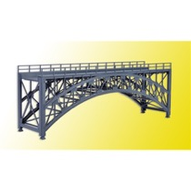 H0 Stahlbogenbrücke Schlossba
