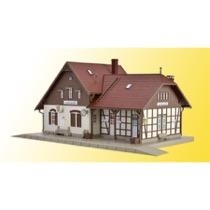 H0 Bahnhof Laufenmühle
