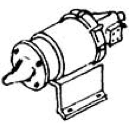 Generator,schräg.Fuß BR86 1Stk