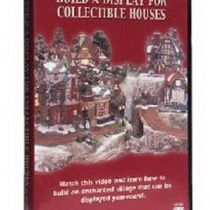 Build a display for collectible houses