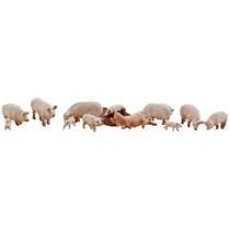H0 Yorkshire-Schweine