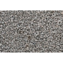 Ballast - Grus, grå, fin