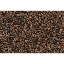 Ballast - Grus, Mørkebrun, Mellem