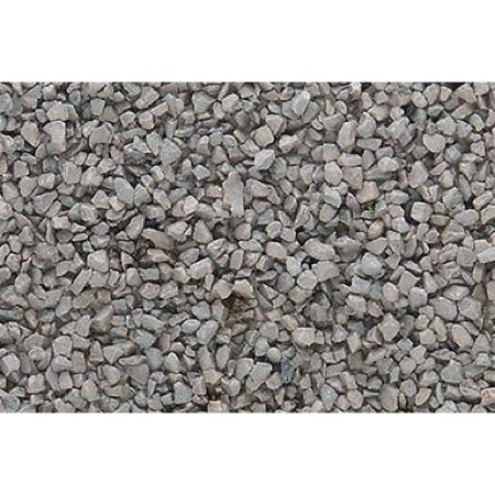 Ballast - Schotter,grau, mittel