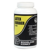 LATEX RUBBER - Abformmasse16 Oz