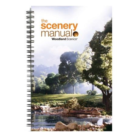 THE SCENERY MANUAL - Dioramen Handbuch (englisch