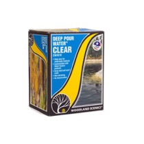 Deep Pour Water Clear
