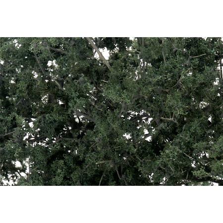 FINE LEAF FOLIAGE - Feine Belaubung dunkelgrün
