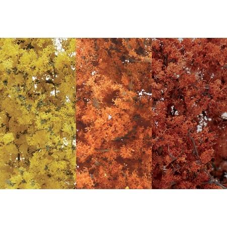 FINE LEAF FOLIAGE - Feine Belaubung herbstfarben