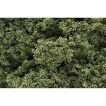 FOLIAGE CLUSTERS - Flocken grob hellgrün
