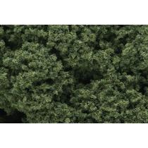 FOLIAGE Flock klumper Mellemgrøn