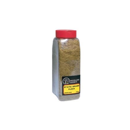 STATIC GRASS FLOCK - Erntegold, im Shaker