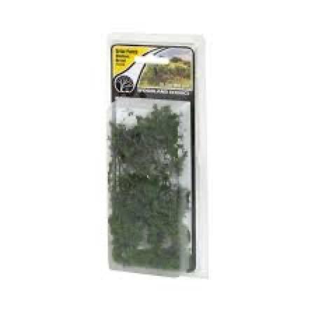Krat og buske - mellemgrøn