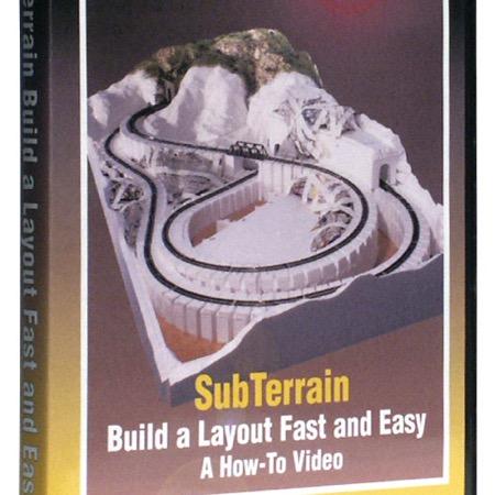 Subterrain DVD